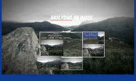 ANALYSING AN IMAGE