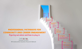 Professional Pathways for Community and Career Engagement