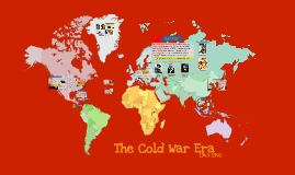 impacts of the cold war era The cold war affected america both while it lasted and after it ended it changed the world's political climate and brought it to the brink of nuclear war on at least one.