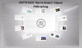 ANTH 1003: Introduction to Social and Cultural Anthropology (Fall 2014)