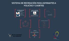 SISTEMA DE RECREACIÓN