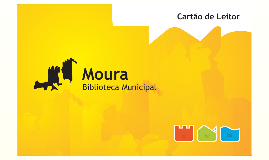 Biblioteca Municipal de Moura, um equipamento para a comunidade