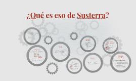 ¿Qué ofrece Susterra?