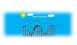 Wave Properites