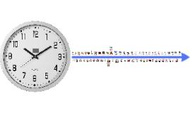 Copy of Linea del tiempo del libro: Mi entidad