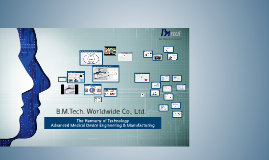 B.M.Tech. Worldwide Co., Ltd.