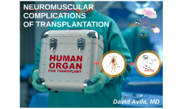 Neuromuscular complications of transplantation