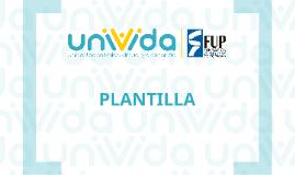 Plantilla UNIVIDA