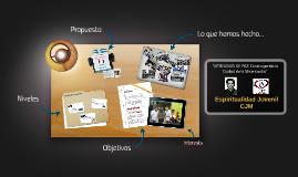 """Copy of """"ARTESANAS DE PAZ: Construyendo la Ciudad de la Misericordia"""
