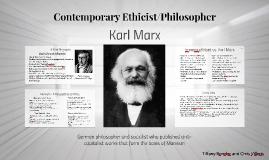 Contemporary Ethicists/Philosophers