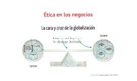 La cara y cruz de la globalización