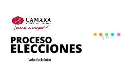 Elecciones - CCB - Not Device