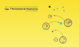 Cap. 7 Mentalidad de Malabarista