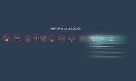 Copy of historia de la logica{linea del tiempo}