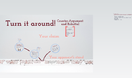 Argumentative Writing - Counter-Argument and Rebuttal