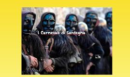 I Carnevali di Sardegna