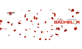 In Defense of The Bachelor