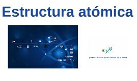 Química básica: Estructura atómica
