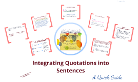 Copy of Using Quotations Properly