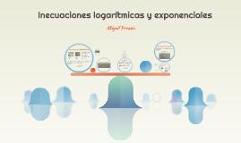Inecuaciones logarítmicas y exponenciales