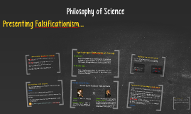 Philosophy of Science - Falsificationism I
