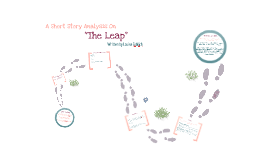 """Copy of Short Story Analysis on """"The Leap"""" by Louise Erdrich"""