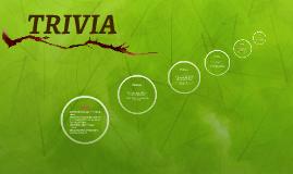 Copy of TRIVIA