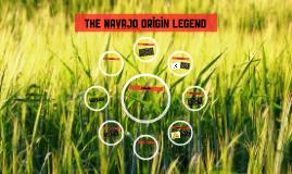 Copy of The navajo origin legend