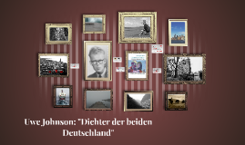 """Uwe Johnson: """"Dichter der beiden Deutschland"""