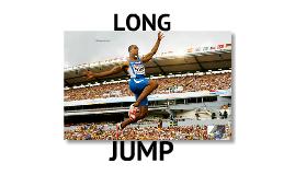 Long Jump presentation