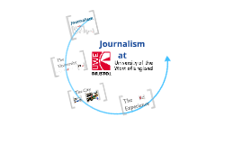 Studying journalism at UWE: Bristol