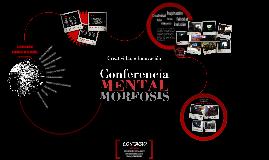 Conferencia MENTALMORFOSIS