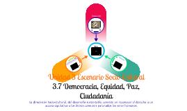Unidad 3 Escenario Socio-Cultural