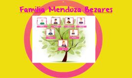 Familia Mendoza Bezares