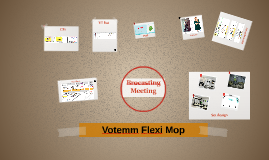 Votemm Flexi Mop