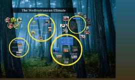 The Mediterranean Climate