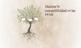 Mejorar la competitividad en las PYME