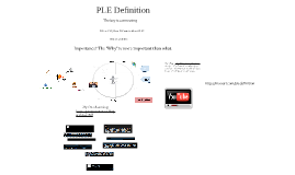 Copy of Definition of a PLE
