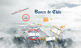Analisis financiero Banco de Chile