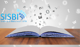 Copy of Treinamento Virtual - SISBI-UFU