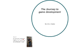 The Journey to game development