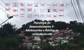 Copy of Psico desenvolvimento