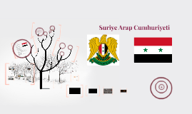Suriye Arap Cumhuriyeti