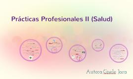 Prácticas Profesionales II (Salud)