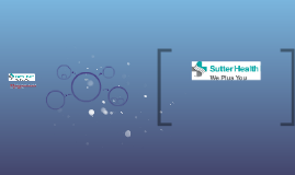Sutter Physician Recruitment Reports Specialist