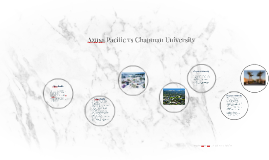 Azusa Pacific vs Chapman University