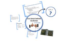 Copy of Cross-Domain Sentiment Classification