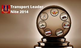 Transport Leader Night