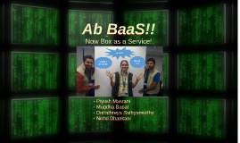 Ab BaaS