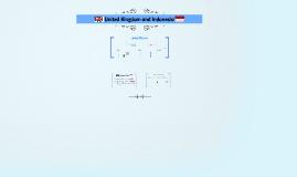 United Kingdom and Indonesia